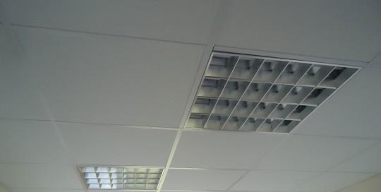 Plafonds suspendus